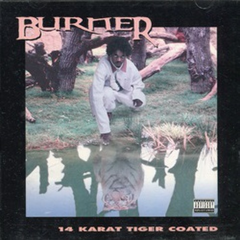 Burner / 14 Karat Tiger Coated