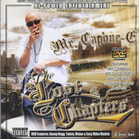Mr. Capone-E / The Lost Chapters