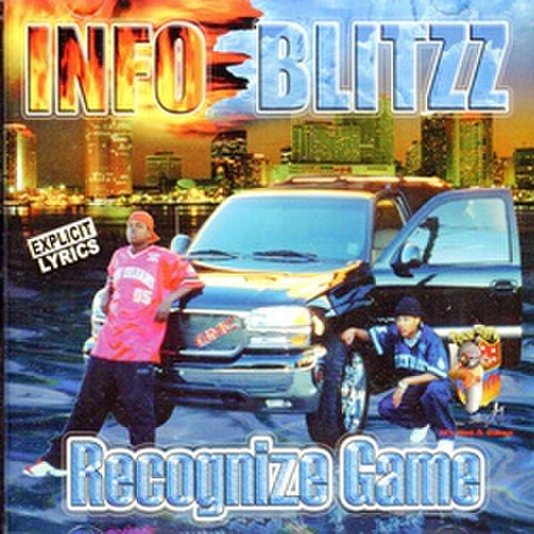 Info Blitzz / Recognize Game