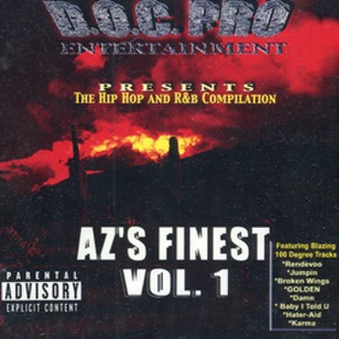D.O.C. Pro Entertainment / Az's Finest Vol.1