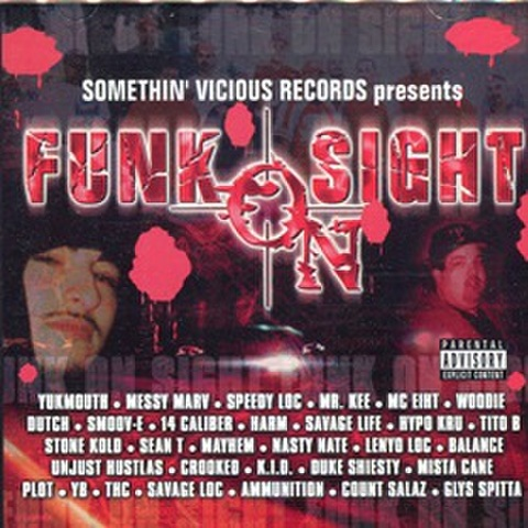 Somethin Vicious Records / Funk On Sight