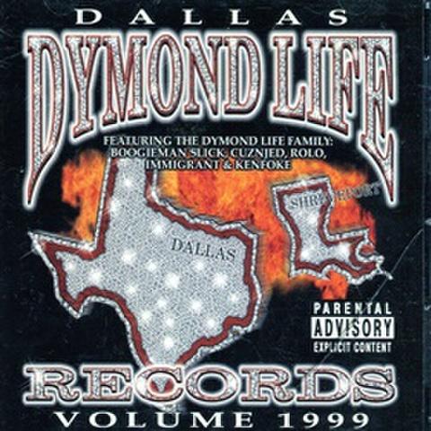 Dallas Dymond Life Records / Volume 1999