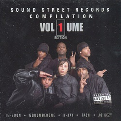 Sound Street Records / Compilation Volume 1 Edition