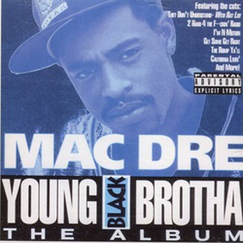 Mac Dre / Young Black Brotha The Album