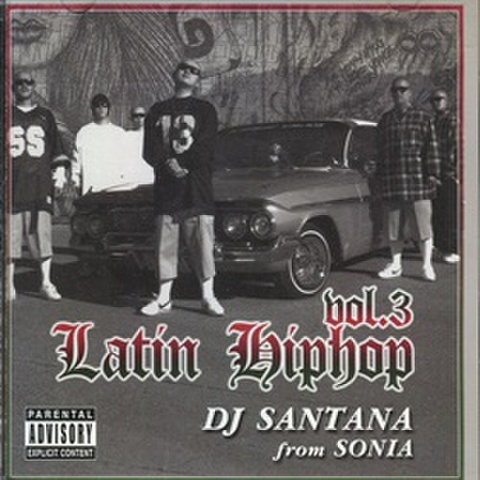 DJ Santana / Latin Hiphop Vol.3
