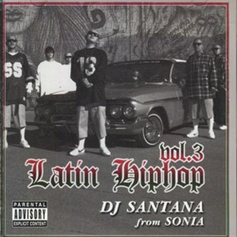 DJ Santana / Latin Hiphop Vol.3