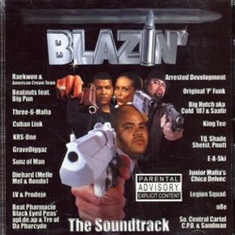 Blazin The Soundtrack