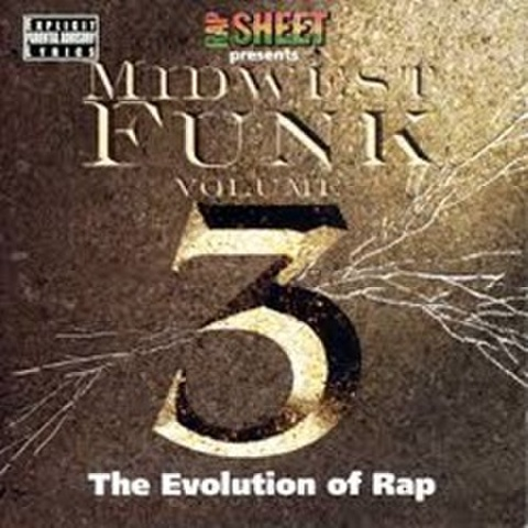 Rap Sheet / Midwest Funk Volume 3