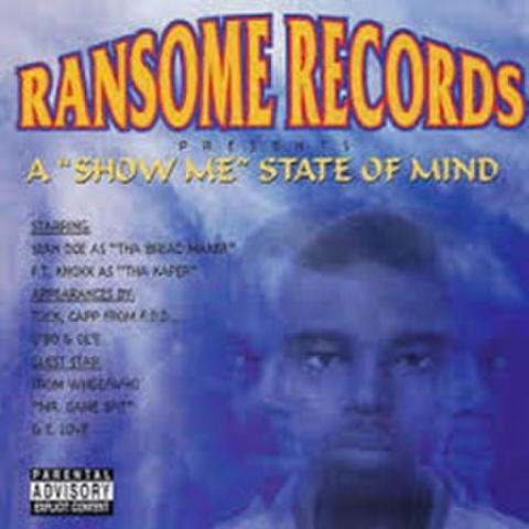 """Ransome Records / A """"Show Me"""" State Of Mind"""