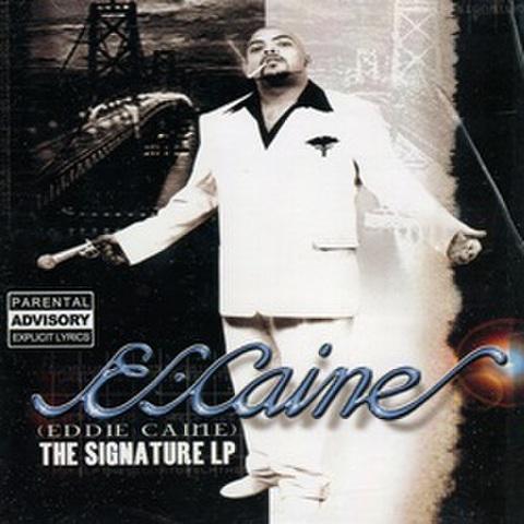 Eddie Caine / The Signature LP