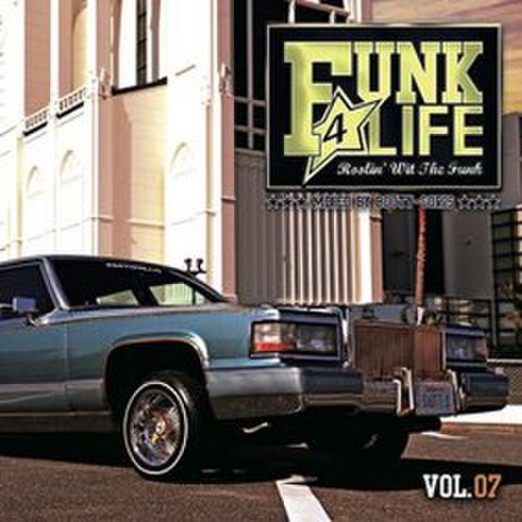 DJ Booty-Goris / Funk 4 Life Vol.07