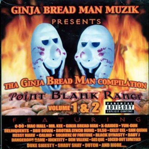 The Ginja Bread Man Compilation Point Blak Range Volume 1&2