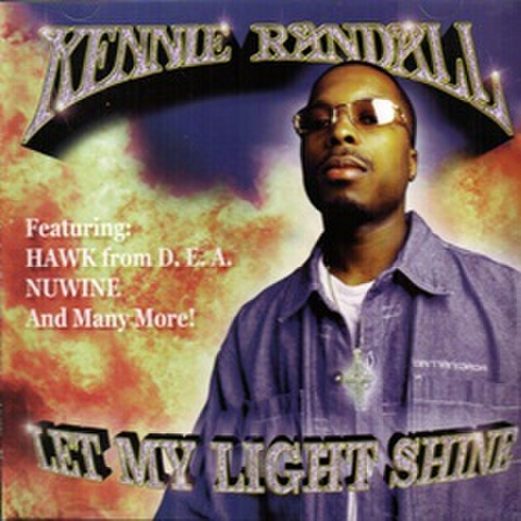 Kennie Randall / Let My Light Shine