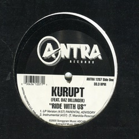 Kurupt / Ride With Us