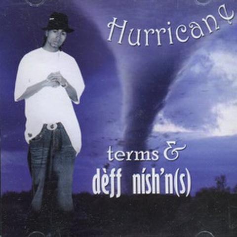 Hurricane / Terms & Deff Nish'n(s)