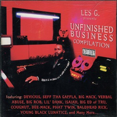 Les G / Unfinished Business Compilation