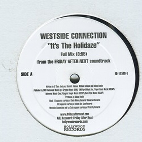 Westside Connection / It's The Holidaze