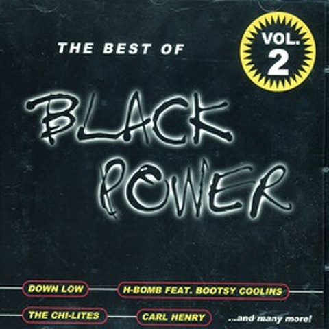The Best Of Black Power Vol.2