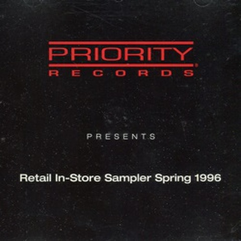 Priority Records / Retail In-Store Sampler Spring 1996