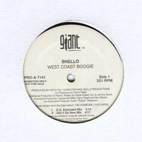 Shello / West Coast Boogie