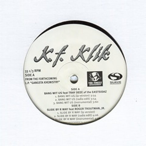 K.F. Klik / Bang Wit Us