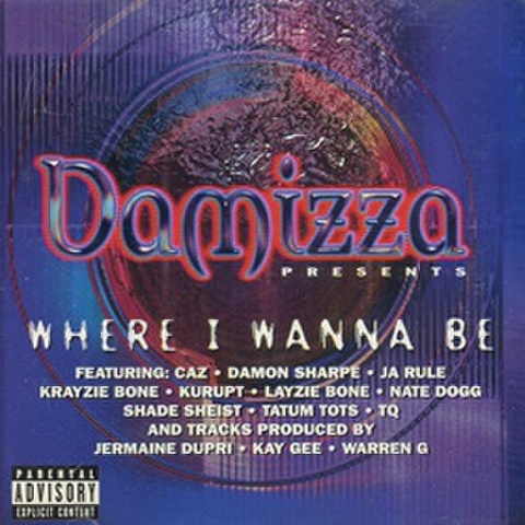Damizza / Where I Wanna Be