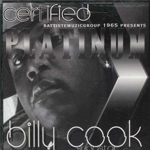 Billy Cook / Certified Platinum