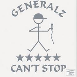 Generalz / Can't Stop