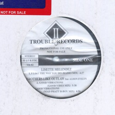 Trouble Records TR-02