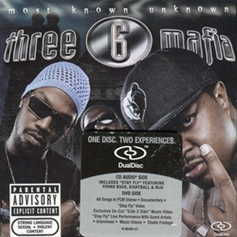 Three 6 Mafia / Most Known Unknown