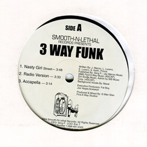 3 Way Funk / Nasty Girl