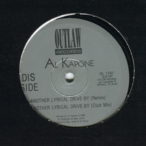 Al kapone / Another Lyrical Drive-By