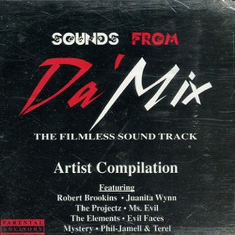 Rip-It Records / Sound From Da' Mix The Filmless Sound Track Artist Compilation