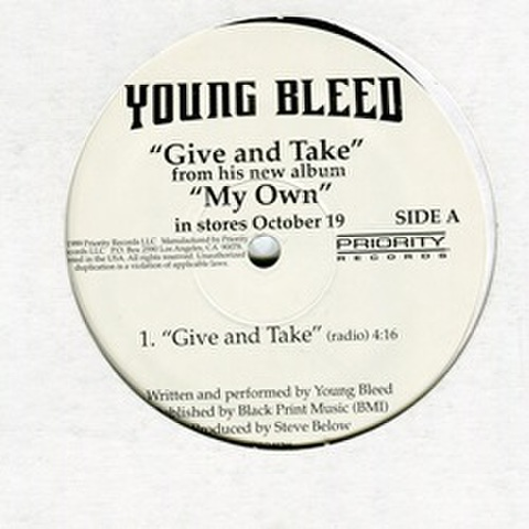 Young Bleed / Give And Take