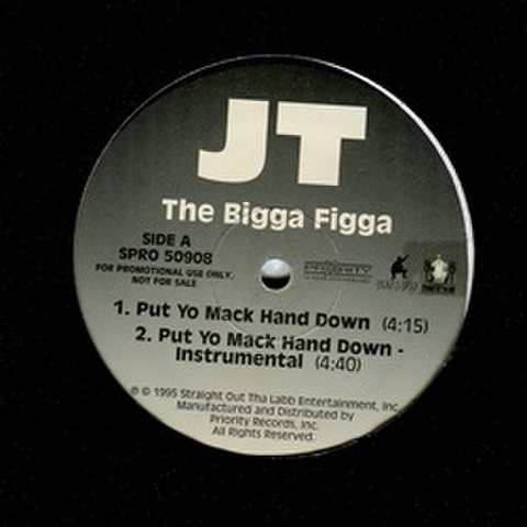 JT The Bigga Figga / Put Yo Mack Hand Down