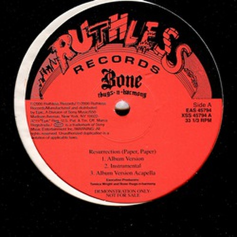Bone Thugs-N-Harmony / Resurrection