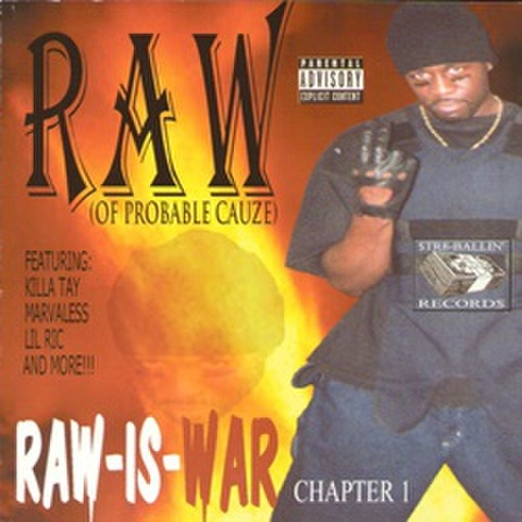 Raw / Raw-Is-War Chapter 1