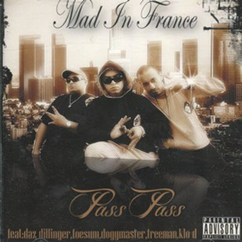 Pass Pass / Mad In France