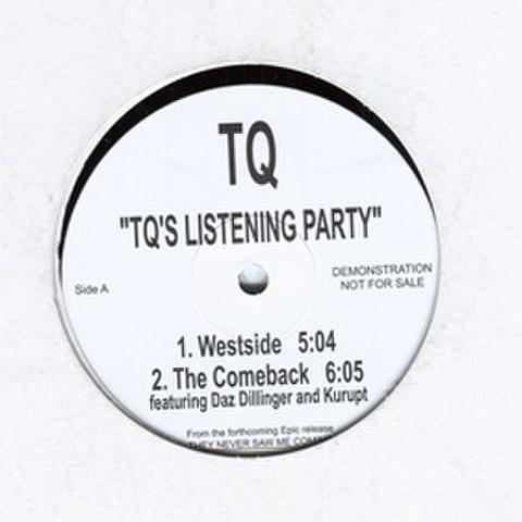 TQ / TQ's Listening Party