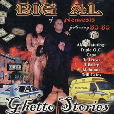 Big Al / Ghetto Stories