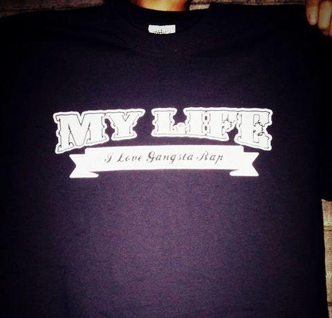 9月19日!5th Anniversary!My Life!オリジナル!Tシャツ!