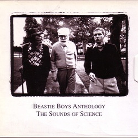 Beastie Boys Anthology The Sounds Of Science