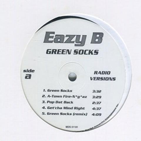 Eazy B / Green Socks