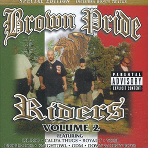 Brown Pride Riders Volume 2