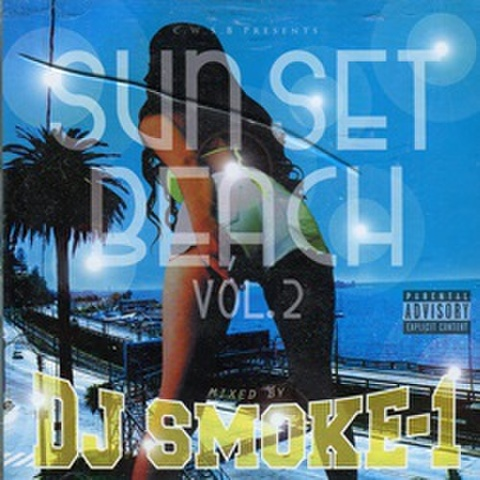 DJ Smoke-1 / Sun Set Beach Vol.2