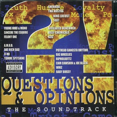 Questons & Opinions The Soundtrack