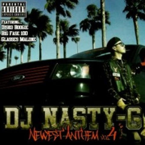 DJ Nasty-G / Newest Anthem Vol.4