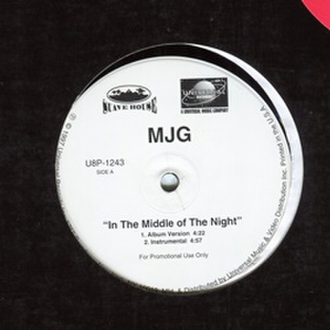 MJG / In The Middle Of The Night