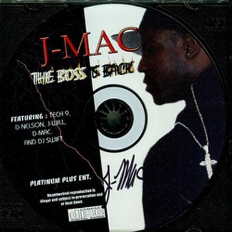 J-Mac / The Boss Is Back
