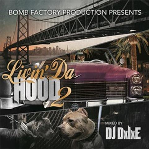 DJ DxIxE / Livin' Da Hood 2